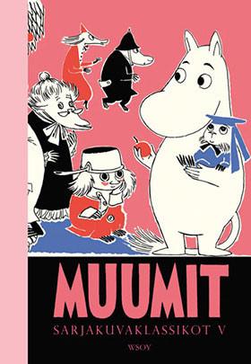 Muumit – Sarjakuvaklassikot V