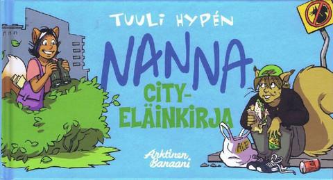 Nanna: Cityeläinkirja