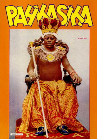 Pahkasika 43 (3/1990)
