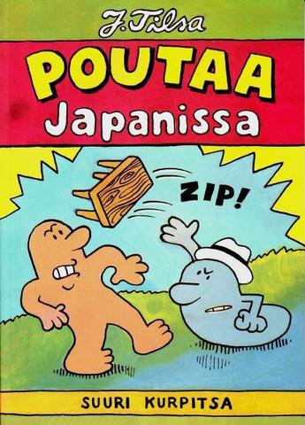 Poutaa Japanissa