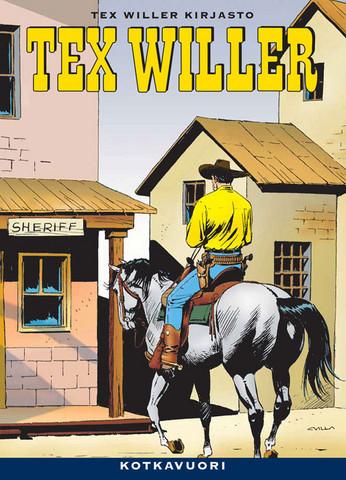 Tex Willer Kirjasto 12: Kotkavuori