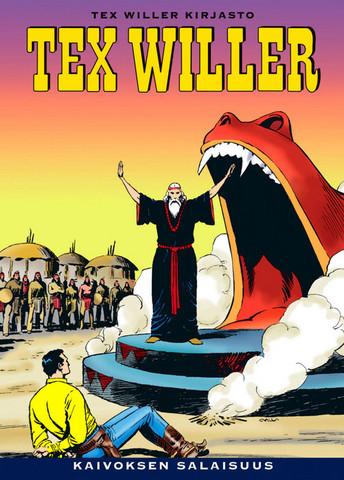 Tex Willer Kirjasto 16: Kaivoksen salaisuus