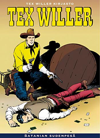 Tex Willer Kirjasto 3: Satanian sudenpesä
