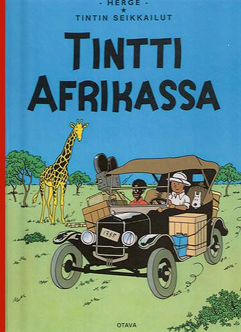 Tintti 2: Tintti Afrikassa