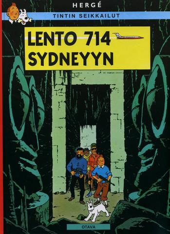 Tintti 22: Lento 714 Sydneyyn