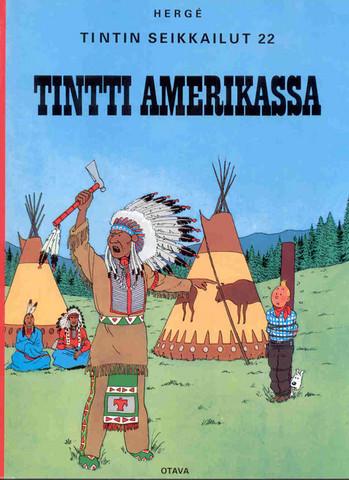 Tintti 3: Tintti Amerikassa