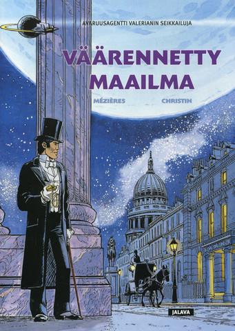 Valerian: Väärennetty maailma