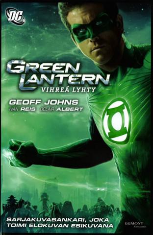 Vihreä lyhty – Green Lantern