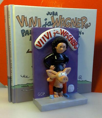 Viivi ja Wagner Kirjatuki