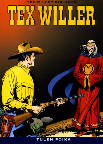 Tex Willer Kirjasto 20: Tulen poika