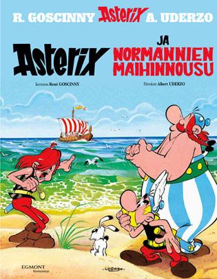 Asterix 9: Normannien maihinnousu