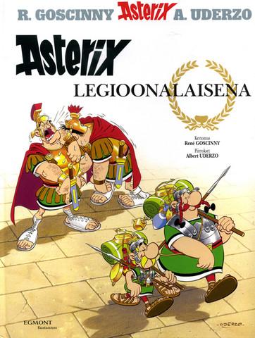 Asterix 10: Asterix legioonalaisena