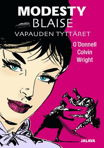 Modesty Blaise – Vapauden tyttäret