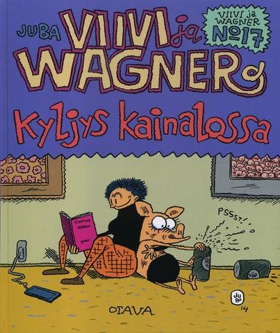 Viivi ja Wagner 17: Kyljys kainalossa