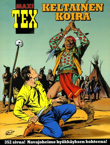 Maxi-Tex 28: Keltainen koira