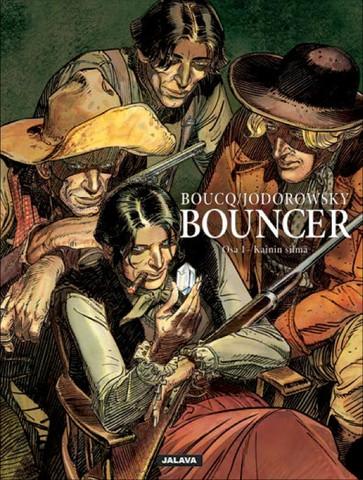 Bouncer – Osa 1: Kainin silmä