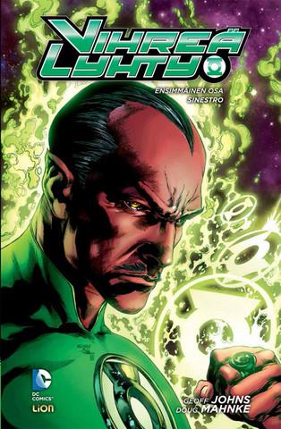 Vihreä Lyhty 1 – Sinestro