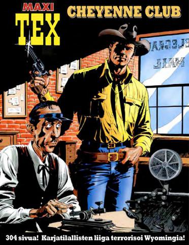 Maxi-Tex 30: Cheyenne Club