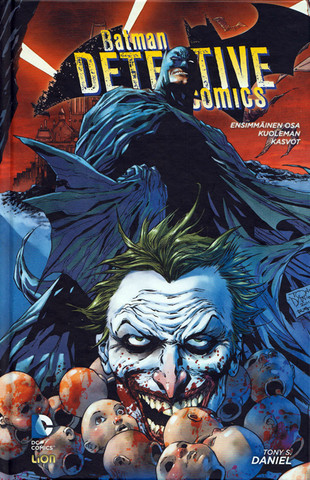 Batman Detective Comics 1 – Kuoleman kasvot