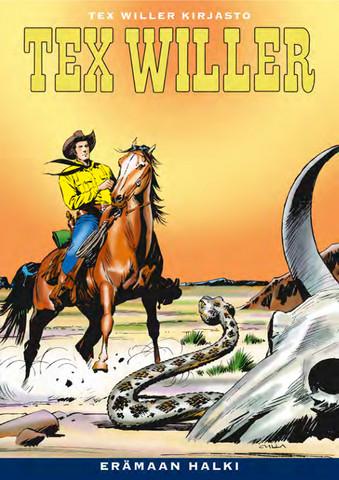 Tex Willer Kirjasto 31: Erämaan halki