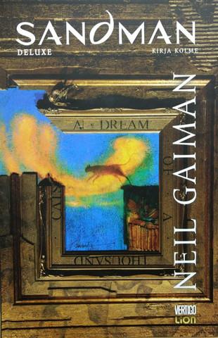 Sandman Deluxe-kirja 3 – Unten ihmemaa