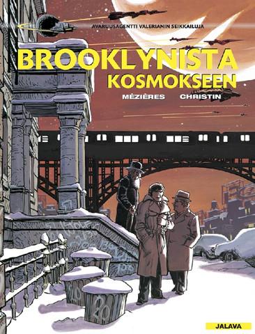 Valerian: Brooklynista kosmokseen
