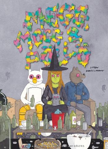 Megg, Mogg & Pöllö