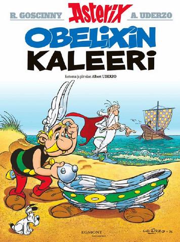 Asterix 30: Obelixin kaleeri