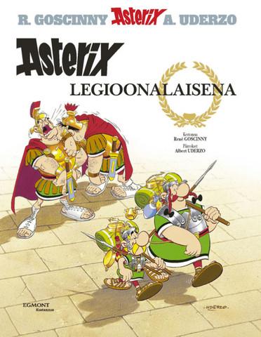 Asterix 10: Asterixin legioonalaisena