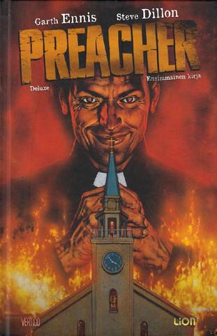 Preacher Deluxe – Ensimmäinen kirja