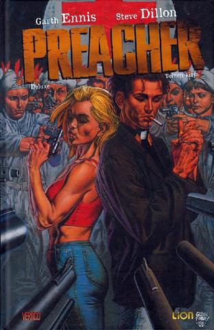 Preacher Deluxe – Toinen kirja