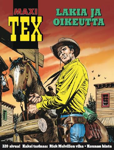 Maxi-Tex 31: Lakia ja oikeutta