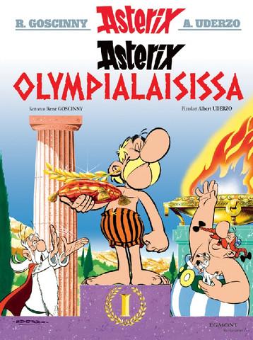 Asterix 12: Asterix olympialaisissa