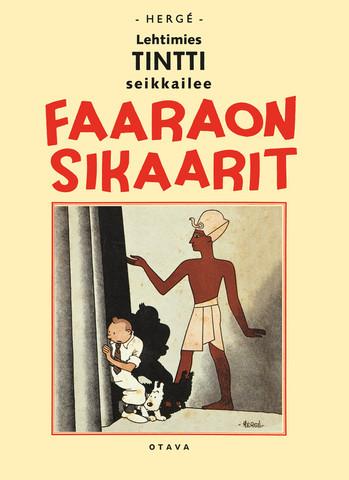 Lehtimies Tintti seikkailee: Faaraon sikaarit