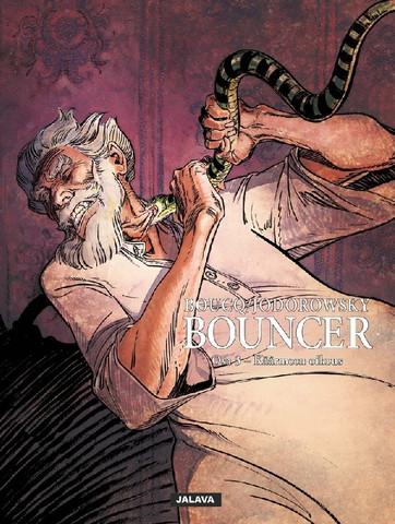 Bouncer – Osa 3: Käärmeen oikeus