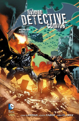 Batman Detective Comics 4 – Raivo