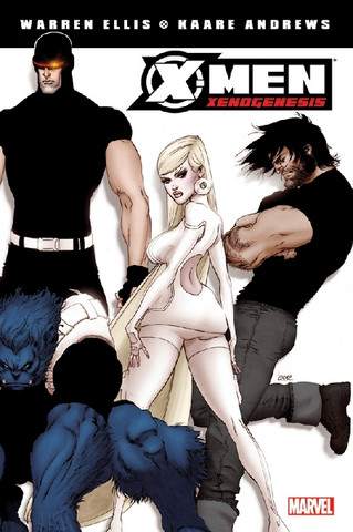 X-Men: Xenogenesis