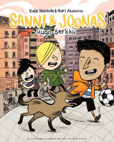 Sanni & Joonas – Hugo-serkku