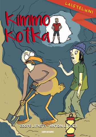 Kimmo Kotka – Laisteluni
