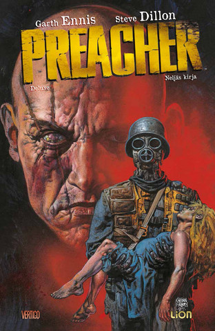 Preacher Deluxe – Neljäs kirja