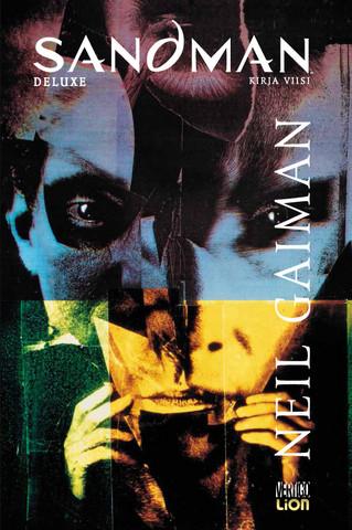 Sandman Deluxe-kirja 5 – Persoonapeli