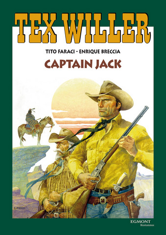 Tex Willer 34: Captain Jack