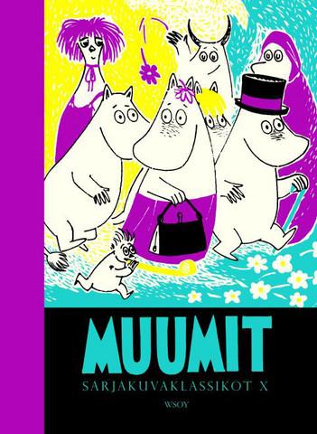 Muumit – Sarjakuvaklassikot X