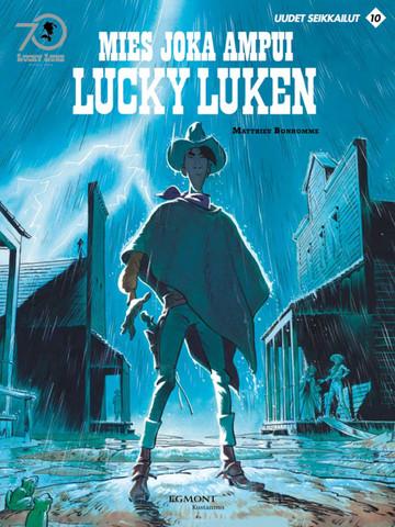 Lucky Luke – Uudet seikkailut 10: Mies joka ampui Lucky Luken