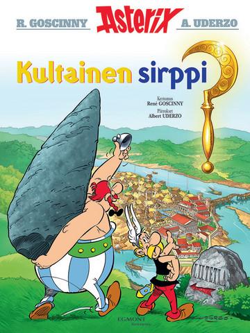 Asterix 2: Kultainen sirppi