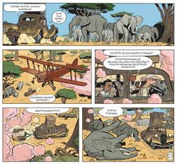 Pikon ja Fantasion uudet seikkailut 13: Mustien uhrien herra