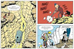 Lucky Luke – Uudet seikkailut 11: Luvattu maa