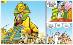 Asterix 6: Asterix ja Kleopatra