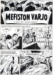 Maxi-Tex 34: Mefiston varjo