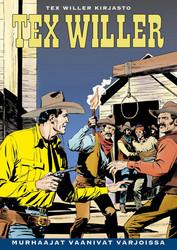 Tex Willer Kirjasto 42: Murhaajat vaanivat varjoissa